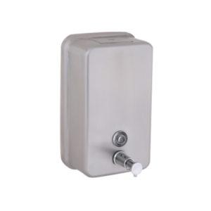Stainless Steel 1200 ml manual liquid soap dispenser
